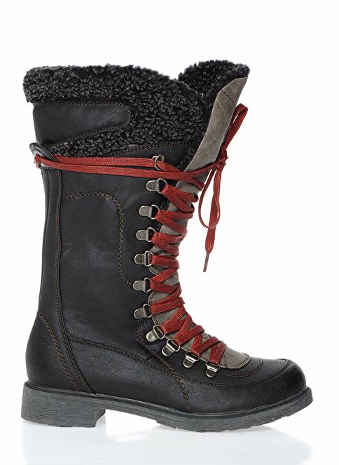 Guja Çizme Siyah